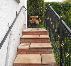 Stairs/Balustrade