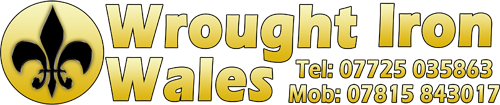 Wrought Iron Wales – DoubleGates – Single Gates – Railings